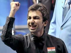 Pankaj Advani Marches Into Knockout of World Snooker Championship