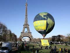 UN Talks To Implement Landmark Paris Climate Pact Open In Morocco