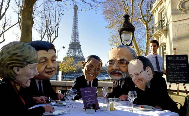 What the COP21 Climate Summit in Paris is All About