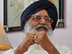 Congress, AAP Join Hands To 'Deprive' Punjab Of Water Share: PS Badal