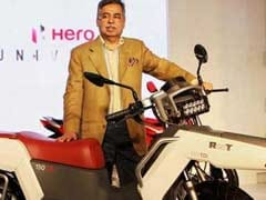 Hero MotoCorp's Pawan Munjal Takes Home Rs 59.66 Crore Pay In FY17
