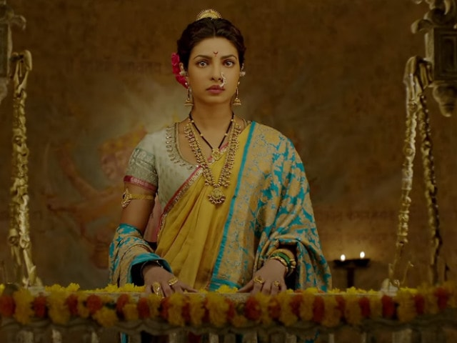 Why Priyanka Chopra Broke Down On Bajirao Mastani Sets