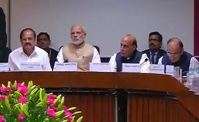 'Great Expectations From Parliament Session,' Says Prime Minister, Pushing For GST