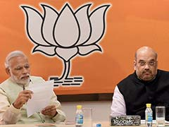 BJP Parliament Party To Meet Tomorrow