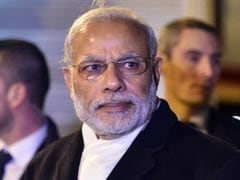 PM Modi Congratulates ISRO For Launch Of Record 20 Satellites