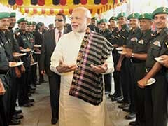 At Diwali With Troops, PM Modi Promises 'Foolproof' OROP
