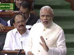 All Prime Ministers Have Contributed to India's Progress: PM Modi in Parliament