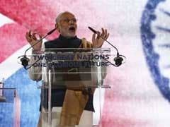 'My India is in the Imran Khan from Alwar', Says PM Modi at Wembley