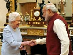 As PM Modi Was Shown Royal Collection, Buzz Was Around Kohinoor