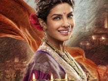 Priyanka Chopra Tweets New Bajirao Mastani Poster Says It's 'Poetic'