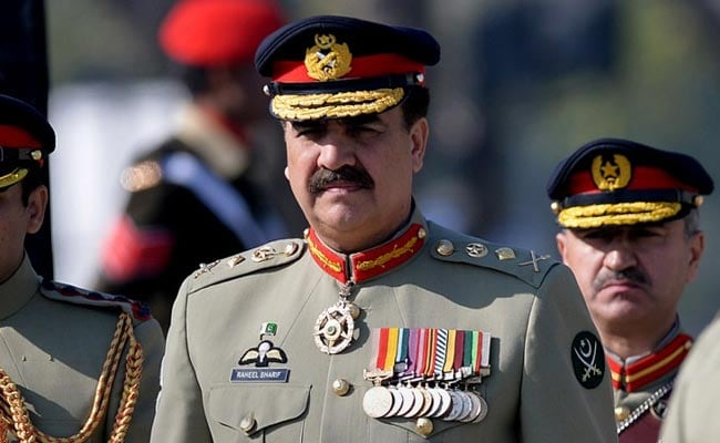 India Trying To Destabilise Pakistan, Says Its Army Chief
