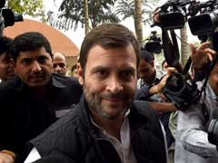Rahul Gandhi, Not Invited, Says PM Called Meeting 'Under Pressure'