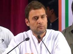 Government Probing Many Scams, No Need for Rahul to Challenge Us: BJP