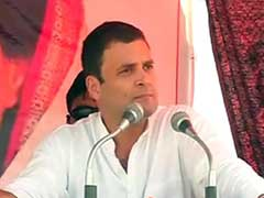 Rahul Gandhi Targets PM; Says Congress Stands With Farmers, Oppressed