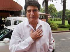 Why Raj Babbar, Suresh Raina Need 50,000 As Monthly Pension, Asks BJP