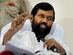 May Reimpose Import Duty On Wheat: Union Minister Ram Vilas Paswan