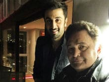 Rishi Kapoor Says Ranbir Was 'Decent' in Barfi!