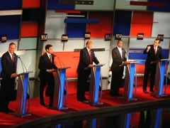 Republican White House Hopefuls Hit Barack Obama's Record in Debate