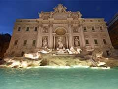Rome's Trevi Fountain Springs Back to Life