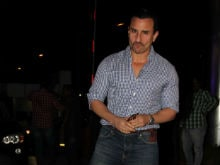 Saif Ali Khan to Play a Chef Again, 10 Years After Salaam Namaste