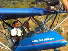 This Kerala Man Built an Aircraft. He Now Wants a Job