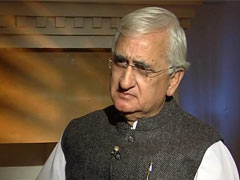 Modi Government Does Not Like To Be Questioned: Salman Khurshid