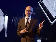 Microsoft's Satya Nadella to Co-Chair 2016 WEF Meet