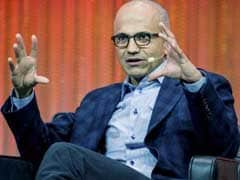 It's About Celebrating Tech That India Creates: Satya Nadella