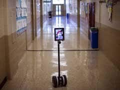For Girl With Cancer, Robot Brings Normalcy