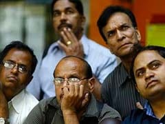 Sensex Plunges 418 Points, Ends at 20-Month Low of 24,062