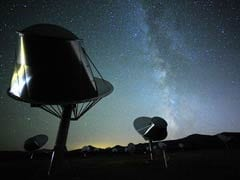 'Strong Signal' From Deep Space Stirs Interest In Hunt For Alien Life