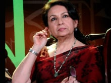 Sharmila Tagore Allowed To Cross Wagah Border By Pak Officials