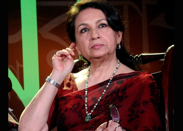 Sharmila Tagore's Calling, Had She Not Been Cast by Satyajit Ray
