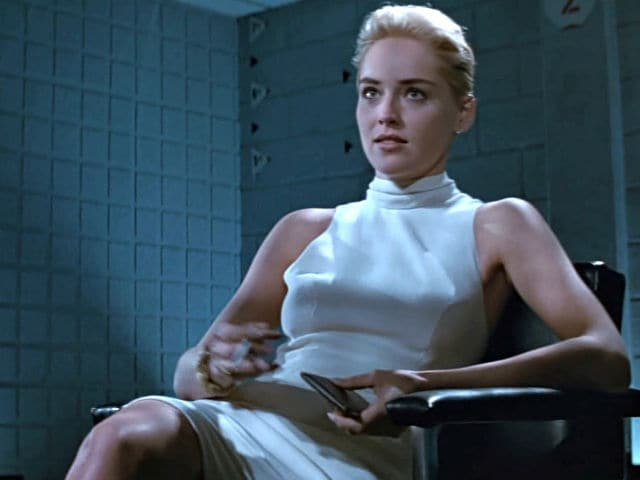 Sharon Stone: Was Paid Much Less Even After Basic Instinct