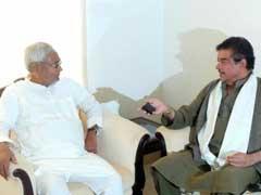 BJP's Shatrughan Sinha Meets Nitish Kumar, Says He 'Will be Good for Bihar'