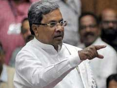 Karnataka Lokayukta Name To Be Sent To Governor: Chief Minister Siddaramaiah