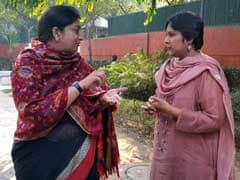 Union Minister Smriti Irani Speaks to Barkha Dutt: Full Transcript