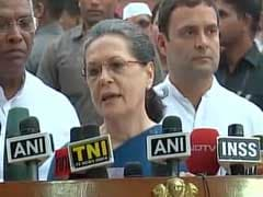 Congress Leaders Addresses Media After March Against Intolerance: Highlights
