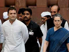 'President has Spoken, but PM is Silent': Sonia Gandhi Protests Against 'Intolerance'