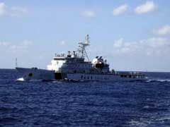 Chinese Military Conducts War Games In South China Sea