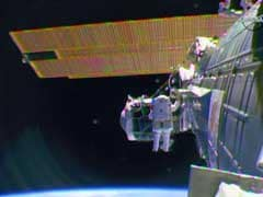 Water In NASA Astronaut's Helmet Cuts Short Spacewalk