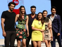This is Parineeti, Arjun and Ayushmann's Take on Success