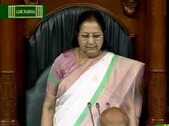 Fight In State Polls, Not Here: Lok Sabha Speaker To Sparring Lawmakers
