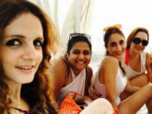 Sussanne Khan's Holiday Pics Will Make You Long For Goa's Beaches
