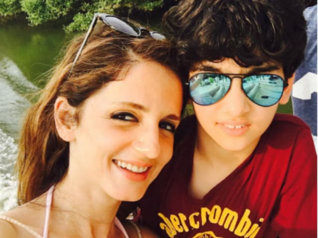 Sussanne Khan's Holiday Pics Will Make You Long For Goa's ...