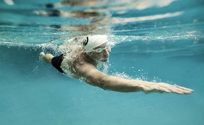 how this 64yearold lawyer broke a world record swimming