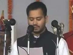 Tejaswi Yadav, Lalu Yadav's Son, is Deputy Chief Minister At 26