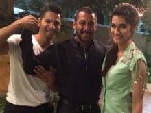 Dilwale Meets Bigg Boss: Varun's Meeting With 'The Man' Salman Khan