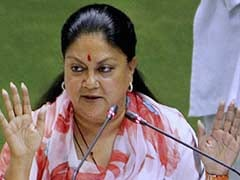 After Rajasthan Cabinet Rejig, Wide-Ranging Reshuffle Of Portfolios