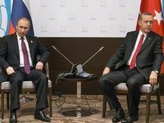 Vladimir Putin And Recep Tayyip Erdogan Hold Phone Conversation: Kremlin